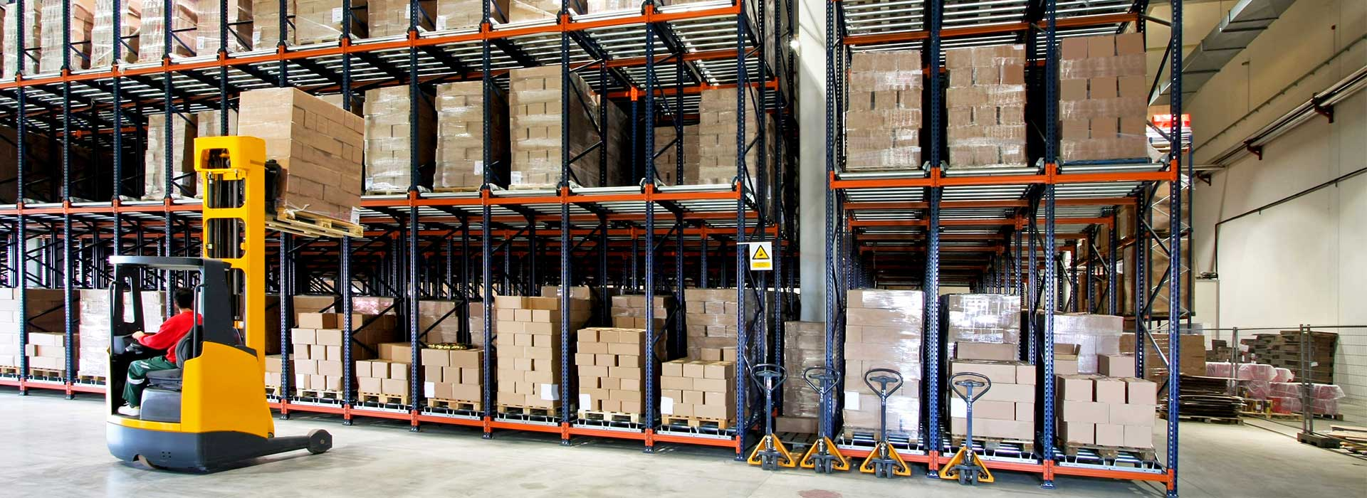 Warehousing & Warehouse - An Explanation